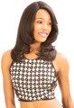 Magic Lace U Shape Human Hair Blend Wig MLUH93