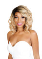 Fashion Source Synthetic Lace Front Wig EZL GABRIEL 3TBLOND