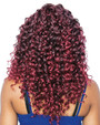 Mane Concept Afri Naptural Crochet Braiding Hair Deep Twist 12 Back