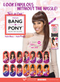 Vivica Fox Bang Ponytail BP Loui All