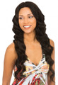 New Born Free Brazilian Virgin Remi Lace Frontal Wig BVWF33