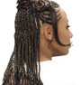 Harlem 125 Silky Synthetic Braiding Yaki Pony Hair