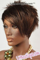 Beverly Johnson Synthetic Hair Wig Fierce side