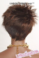 Beverly Johnson Synthetic Hair Wig Fierce back