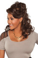 Vivica Fox Futura Lace Front Wig - Goldie V back quarter