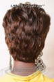 Beverly Johnson Human Hair Wig - H205 back
