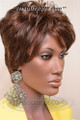 Beverly Johnson Human Hair Wig - H205 side