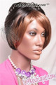 Beverly Johnson Synthetic Hair Wig - Nikki side