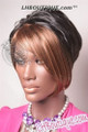 Beverly Johnson Synthetic Hair Wig - Nikki side2