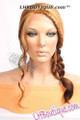Beshe Braided Lace Front Wig Brie front