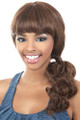 Beshe Synthetic Wig With Bang Carmen Ponytail