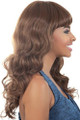 Beshe Synthetic Wig With Bang Carmen Side