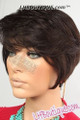Donna Cambell Human Hair Wig  Anita Side 2