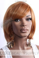 Donna Cambell Synthetic Hair Wig Pink