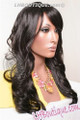 Fashion Source Synthetic Hair Wig - Jamie side