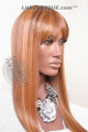 Fashion Source Futura Synthetic Hair Wig - NF-9 Twelve side