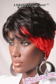 Feel Free Synthetic Hair Wig - Avesta closeup