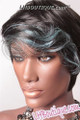 Feel Free Synthetic Hair Wig - Chapel side