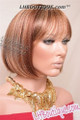 Feel Free Synthetic Hair Wig - Fresh side