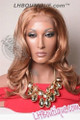Feel Free Synthetic Lace Front Wig Model