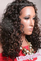 Feel Free Synthetic Half Wig - Feel Touch side