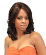 Fashion Source Synthetic Hair Wig - Pollin front