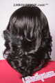 Fashion Source Synthetic Hair Wig - Pollin back