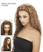 It's A Wig Braided Lace Front Futura Wig - Erica