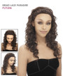 It's A Wig Braided Lace Front Futura Wig - Paradise