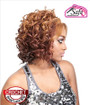 Isis Red Carpet Braided Lace Front Wig Joan  Side