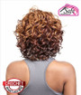 Isis Red Carpet Braided Lace Front Wig Joan Back