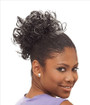 Isis Silver Swan Premium Synthetic Ponytail Molly