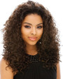 Janet Collection Synthetic Easy Wear Olive 3/4 Wig