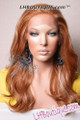Harlem 125 Synthetic Lace Front Wig LD445L Front