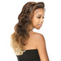 Model Model Lace Front Wig High Tiara Back