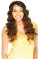 Model Model Deep Invisible Part Lace Wig Leba 1