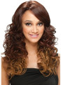 Model Model Synthetic Natural Part Lace Front Wig Janel