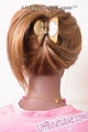 ozone Lace Front Wig 107 Updo
