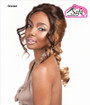 Isis Red Carpet Lace Wig Flora Braid Side