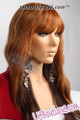 Harlem 125 Synthetic Futura Hair Wig Close