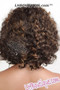 IT Tress Lace Front Wig Remy Wig TML- R302 back
