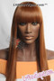 IT Tress Synthetic Hair Wig - FFC102