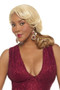Vivica Fox Synthetic Curly Deep Lace Front Wig - Tilly quarter
