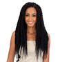 Model Model Mojito Twist Bulk Braiding Hair 16 Front