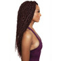 Mane Concept Crochet Braids Afri Naptural Pre Stretched TWB112 Gorgeous Passion Twist 20 Side