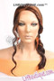 Beshe Braided Lace Front Wig Brie quarter