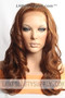 Champagne Futura Synthetic Lace Front Wig