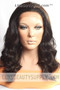 Champagne Futura Synthetic Lace Front Wig - Paula