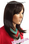 Donna Cambell Futura Synthetic Wig BeBe Side