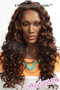 Donna Cambell MonoTop Lace Front Wig Violet
